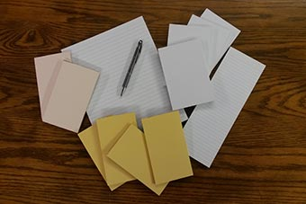 Click here to order your notepads